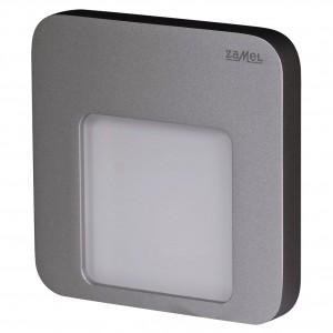 Zamel Ledix 01-211-16 - Oprawa LED Moza 14V DC, Kolor oprawy: Aluminium, Barwa światła: RGB - Wielokolorowy - Podgląd zdjęcia nr 1