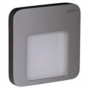 Zamel Ledix 01-211-16 - Oprawa LED Moza 14V DC, Kolor oprawy: Aluminium, Barwa światła: RGB - Wielokolorowy - Podgląd zdjęcia nr 2