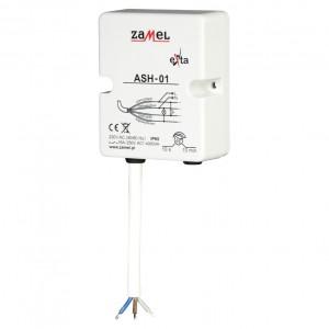 Zamel Exta ASH-01 - Automat schodowy 230V AC, Natynkowy, Hermetyczny IP65 - Podgląd zdjęcia nr 1