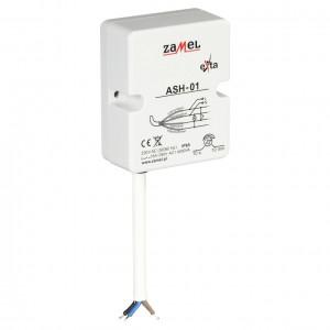 Zamel Exta ASH-01 - Automat schodowy 230V AC, Natynkowy, Hermetyczny IP65 - Podgląd zdjęcia nr 3