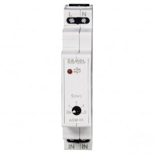 Zamel Exta ASM-01 - Automat schodowy 230V AC, Montaż na szynie TH - Podgląd zdjęcia nr 2