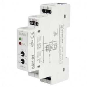Zamel Exta ASM-04 - Automat schodowy z funkcją ogranicznika mocy 100W - 2kW 16A 230VAC 10s-10 min - Podgląd zdjęcia nr 1