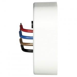 Zamel Exta ASP-02 - Automat schodowy z funkcją przeciwbllokady 230V AC, Montaż w puszcze p/t fi60 - Podgląd zdjęcia nr 4
