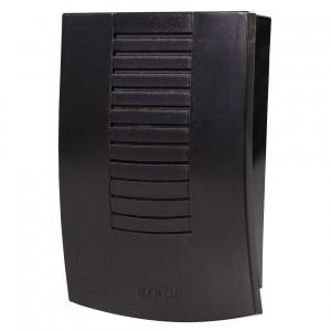 Zamel Sundi DNS-911/N-CZN - Dzwonek DWUTONOWY 230V AC (Kolor: Czarny) - Podgląd zdjęcia nr 1