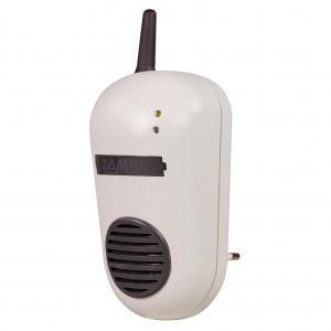 Zamel Sundi DRS-982 - Bezprzewodowy dzwonek sieciowy BULIK (przycisk dokupowany oddzielnie) - Podgląd zdjęcia nr 1