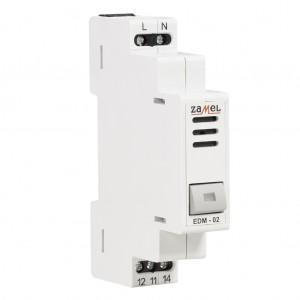 Zamel Exta EDM-02 - Sygnalizator akustyczny z podtrzymaniem alarmu i przyciskiem zwolnienia 230V AC - Podgląd zdjęcia nr 4