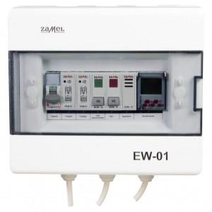 Zamel Exta EW-01 - Elektroniczny woźny 230V AC, Zestaw gotowy do bezpośredniego montażu - Podgląd zdjęcia nr 2