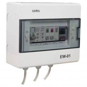 Zamel Exta EW-01 - Elektroniczny woźny 230V AC, Zestaw gotowy do bezpośredniego montażu - Podgląd zdjęcia nr 3