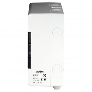 Zamel Exta EW-01 - Elektroniczny woźny 230V AC, Zestaw gotowy do bezpośredniego montażu - Podgląd zdjęcia nr 4