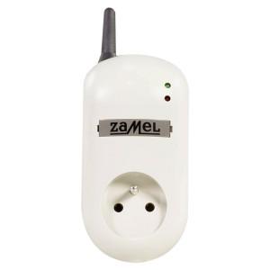 Zamel Exta Free GRG-01 - Bezprzewodowe, zdalnie sterowane gniazdo 2P+Z za pomocą sieci GSM (16A/4000W, 230V AC) - Podgląd zdjęcia nr 2