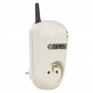 Zamel Exta Free GRG-01 - Bezprzewodowe, zdalnie sterowane gniazdo 2P+Z za pomocą sieci GSM (16A/4000W, 230V AC) - Podgląd zdjęcia nr 3
