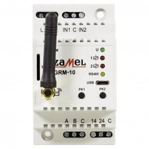 Zamel Exta Free GRM-10 - Sterownik modułowy 2-kanałowy sieci GSM (16A/4000W, 230V AC) - Podgląd zdjęcia nr 2