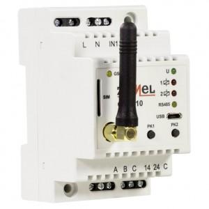 Zamel Exta Free GRM-10 - Sterownik modułowy 2-kanałowy sieci GSM (16A/4000W, 230V AC) - Podgląd zdjęcia nr 3