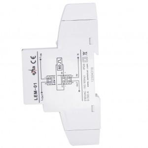 Zamel Exta LEM-01 - Analogowy, Jednofazowy licznik energii elektrycznej, Montaż na szynie TH - Podgląd zdjęcia nr 9