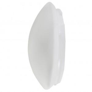 Zamel Exta MCR-03-KLOSZ - Estetyczna lampa z wbudowanym czujnikiem mikrofalowym E27 (Max 60W lub dowolny LED) - Podgląd zdjęcia nr 1