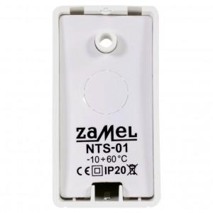 Zamel Exta NTS-01 - Czujnik temperatury Natynkowy IP20 - Podgląd zdjęcia nr 5