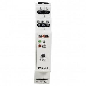 Zamel Exta PBM-01 - Przekaźnik bistabilny 230V AC, Montaż na szynie TH - Podgląd zdjęcia nr 2