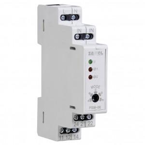 Zamel Exta PBM-06 - Przekaźnik bistabilny sekwencyjny 230V AC, Montaż na szynie TH - Podgląd zdjęcia nr 3