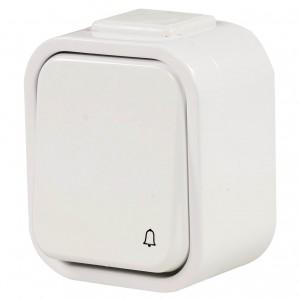 Zamel Sundi PDH-991 - Bezprzewodowy przycisk dzwonkowy hermetyczny serii BULIK oraz produktów serii X - Podgląd zdjęcia nr 1