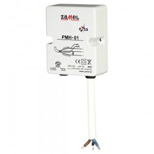 Zamel Exta PMH-01 - Ogranicznik mocy 1-fazowy, Natynkowy, Hermetyczny IP65 (0,2-2kW) - Podgląd zdjęcia nr 1
