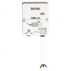 Zamel Exta PMH-01 - Ogranicznik mocy 1-fazowy, Natynkowy, Hermetyczny IP65 (0,2-2kW) - Podgląd zdjęcia nr 2