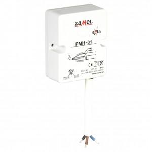 Zamel Exta PMH-01 - Ogranicznik mocy 1-fazowy, Natynkowy, Hermetyczny IP65 (0,2-2kW) - Podgląd zdjęcia nr 3
