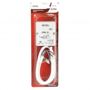 Zamel Exta PMH-01 - Ogranicznik mocy 1-fazowy, Natynkowy, Hermetyczny IP65 (0,2-2kW) - Podgląd zdjęcia nr 5