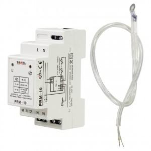 Zamel Exta PRM-10 - Przekaźnik rezystancyjny, Czujnik PTC  komplecie (Temp. +-100*C) - Podgląd zdjęcia nr 1