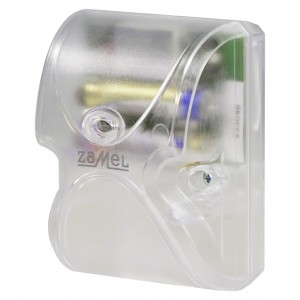 Zamel Exta Free RCL-02 - Bezprzewodowy czujnik temperatury i oświetlenia z wyświetlaczem LCD - Podgląd zdjęcia nr 1