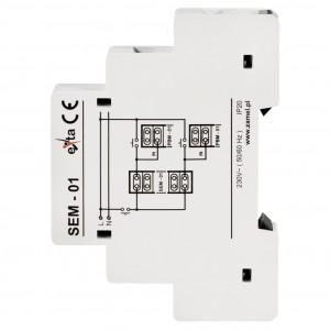 Zamel Exta SEM-01 - Separator wejść systemu Exta - Podgląd zdjęcia nr 4