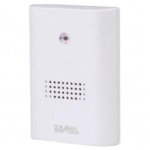 Zamel Sundi ST-229/N - Bezprzewodowy dzwonek bateryjny z funkcją wibracji VIBRO - Podgląd zdjęcia nr 1