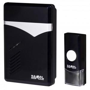 Zamel Sundi ST-251 - Bezprzewodowy dzwonek bateryjny TECHNO - Podgląd zdjęcia nr 1