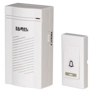 Zamel Sundi ST-901 - Bezprzewodowy dzwonek bateryjny CLASSIC - Podgląd zdjęcia nr 1