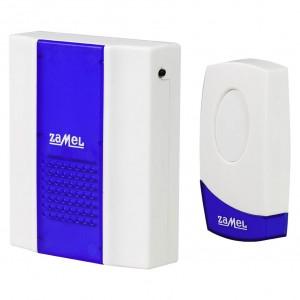 Zamel Sundi ST-918 - Bezprzewodowy dzwonek bateryjny TWIST - Podgląd zdjęcia nr 1