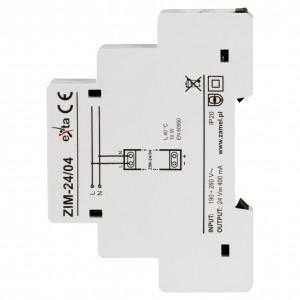 Zamel Exta ZIM-24/04 - Zasilacz impulsowy 24V DC/0,4A/9,6W - Podgląd zdjęcia nr 4