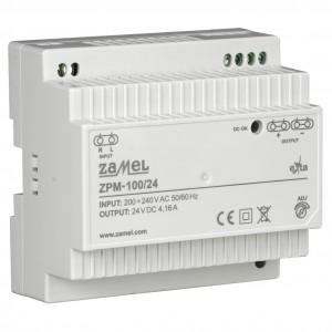 Zamel Exta ZPM-100/24 - Zasilacz impulsowy 24V DC/4,16A/100W - Podgląd zdjęcia nr 3